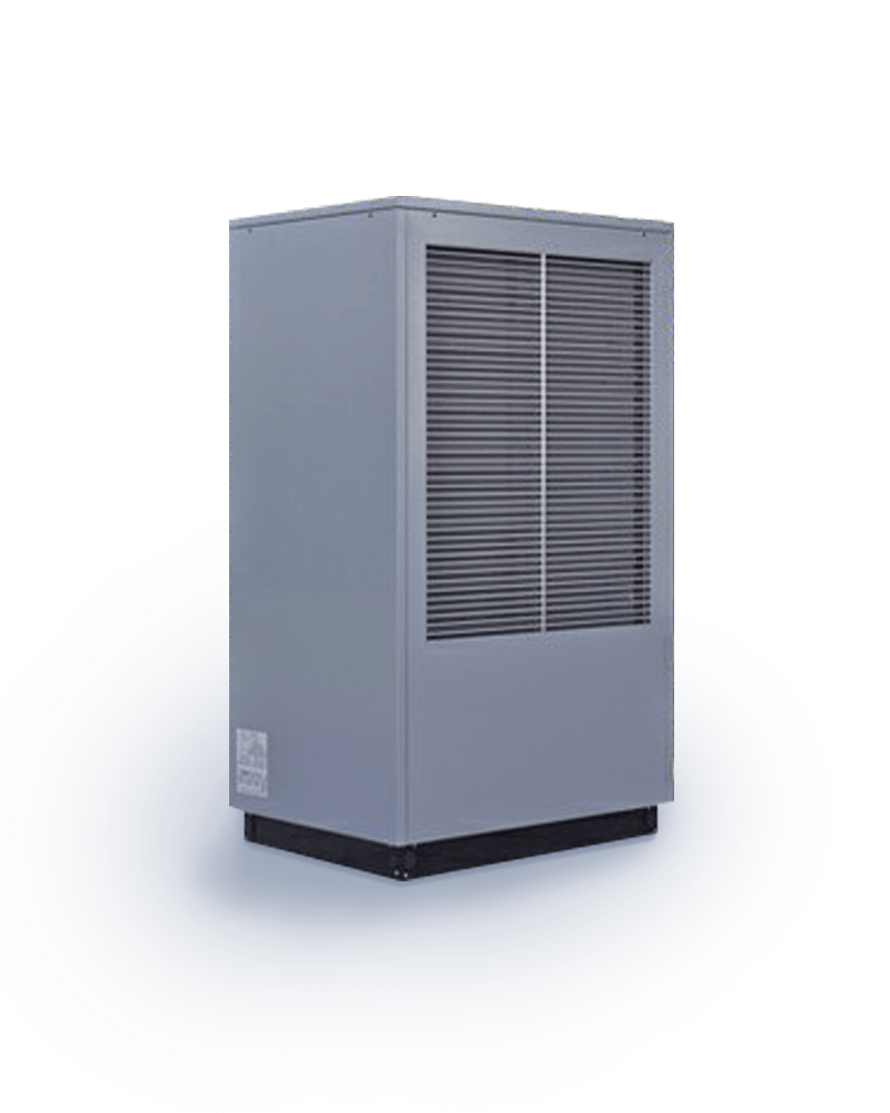 Pompa di calore esterna