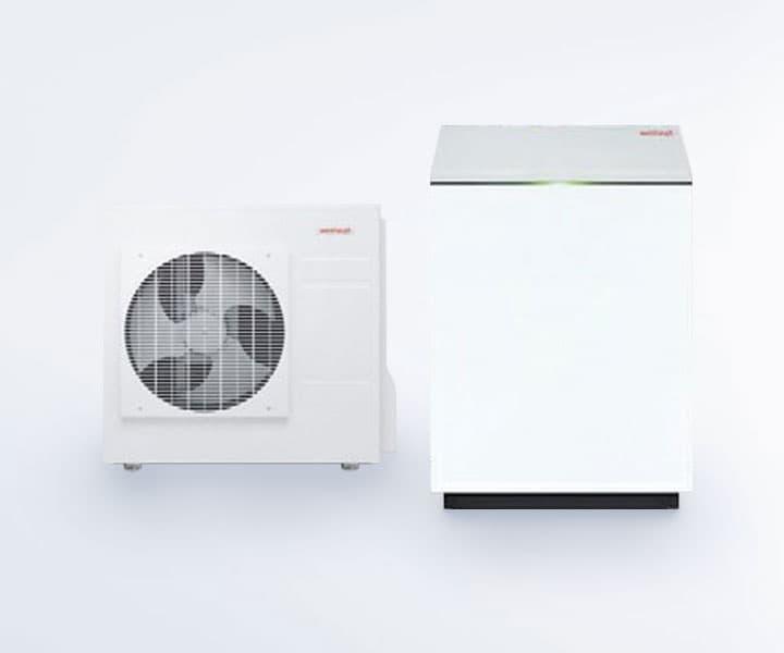 Pompa di calore Split Weishaupt - WWP LS