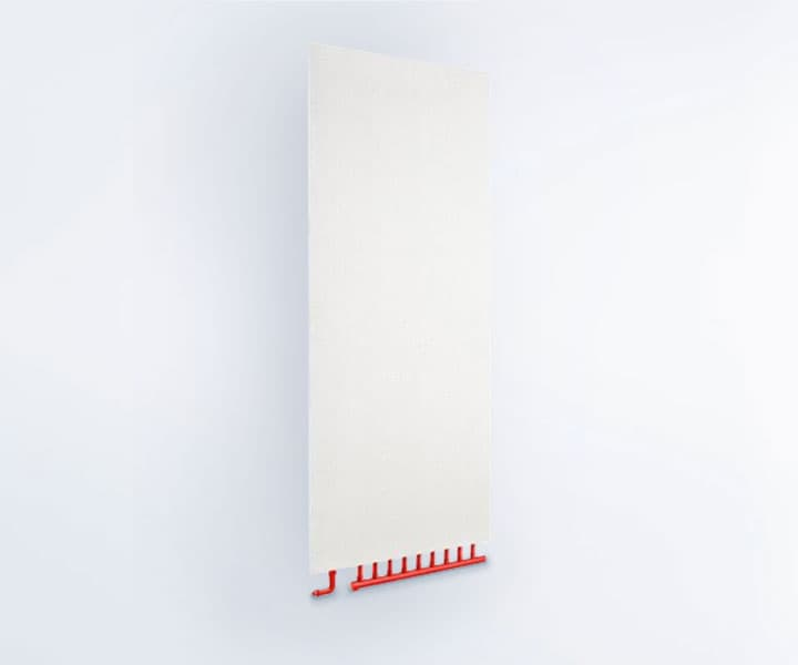 sistemi radianti a parete Harreither Hitherm Compact
