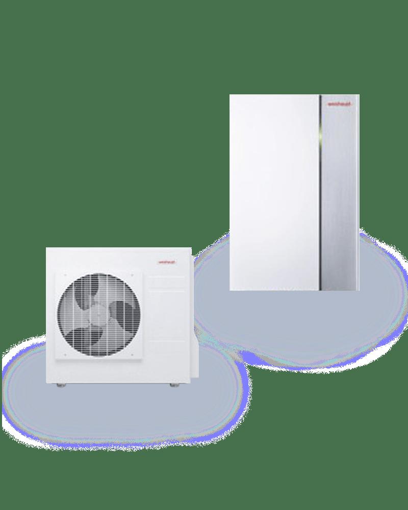 pompa di calore Split