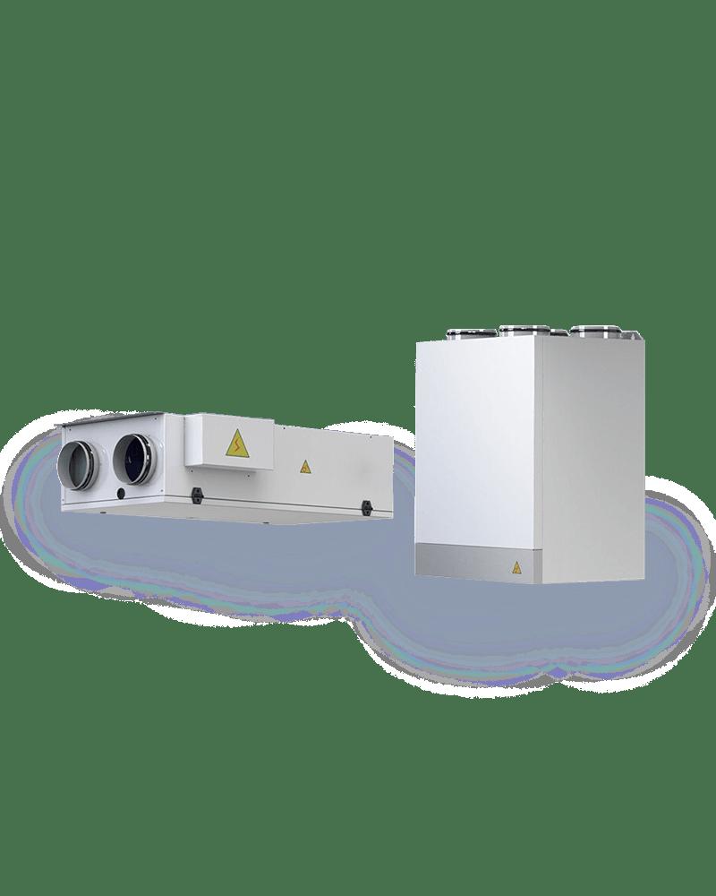 Recuperatore di calore | Klimaluft ROE RVE