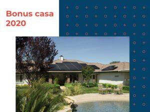 Bonus casa 2020: riconfermati anche per il 2021-2023. Superbonus 110% al 31 dicembre 2021