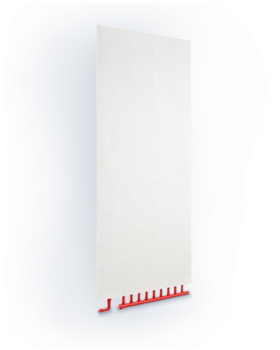 sistemi radianti a parete